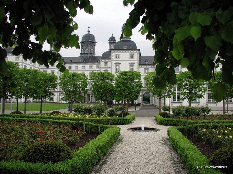 Schloss Bensberg in Bergisch-Gladbach, Germany