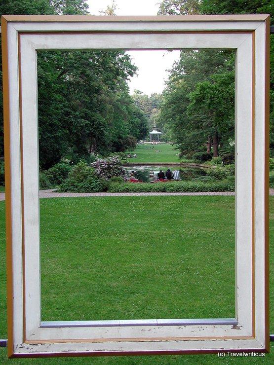 Park in Fulda, Germany