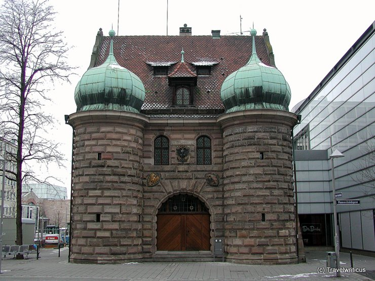Armoury of Nuremberg, Germany