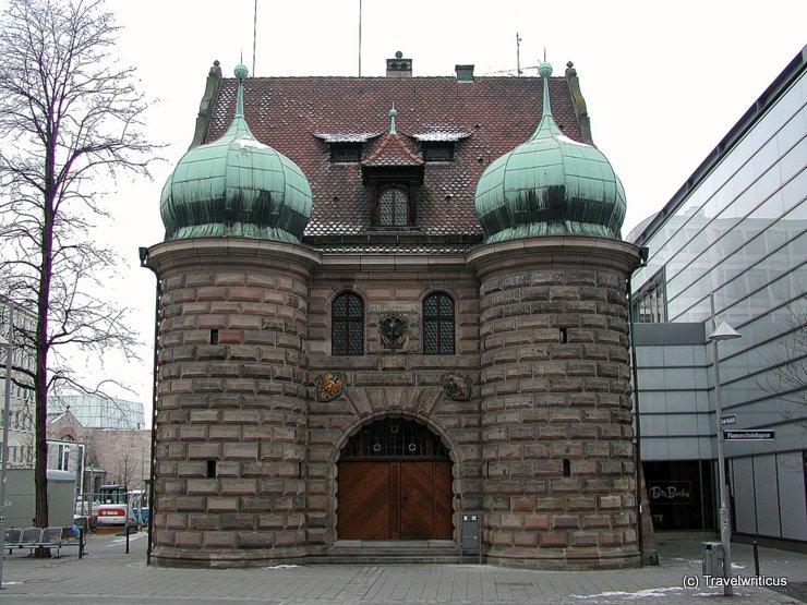 Armoury of Nuremberg, Germany