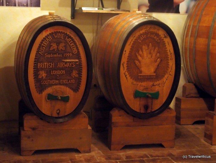 Inspiration by Wine & Opitz in Illmitz, Austria