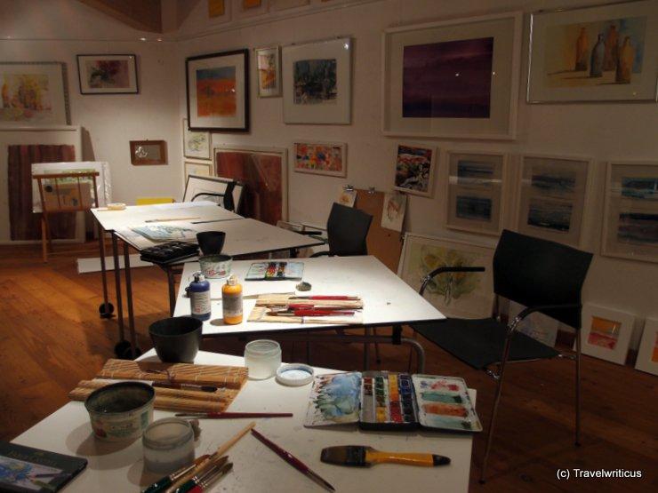 Atelier at hotel Kristiana in Saalbach, Austria