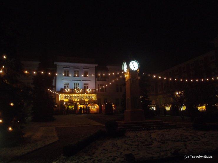 Adventmarkt at Lemoniberg in Vienna, Austria