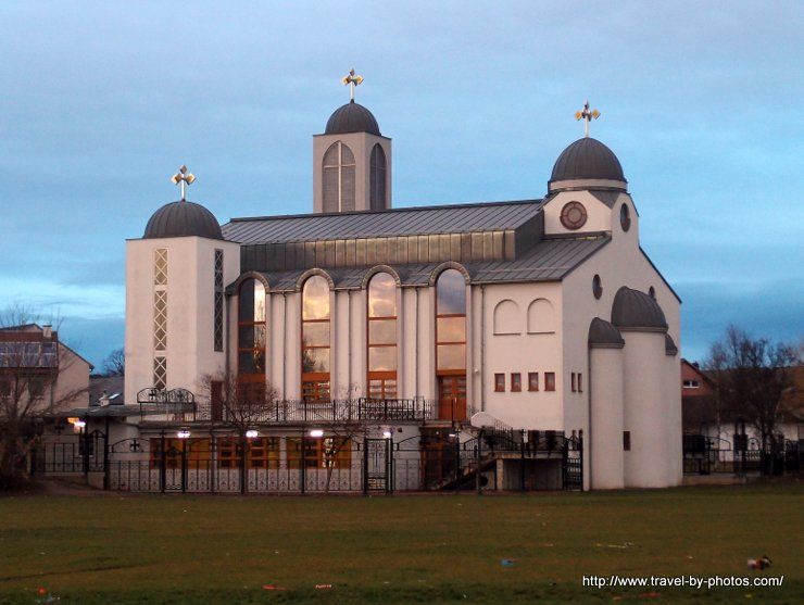 Coptic Orthodox Church in Vienna, Austria