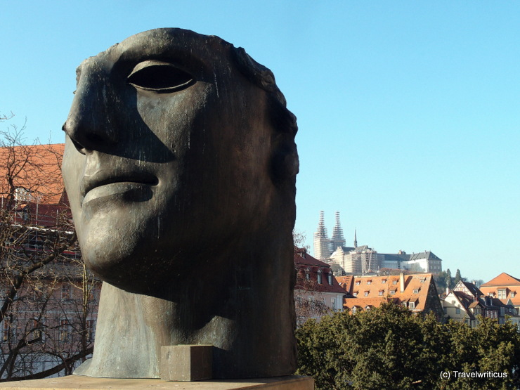 Centurione I by Igor Mitoraj in Bamberg, Germany