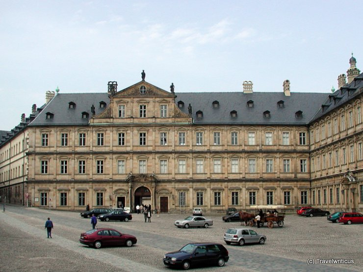 New Residenz in Bamberg, Germany