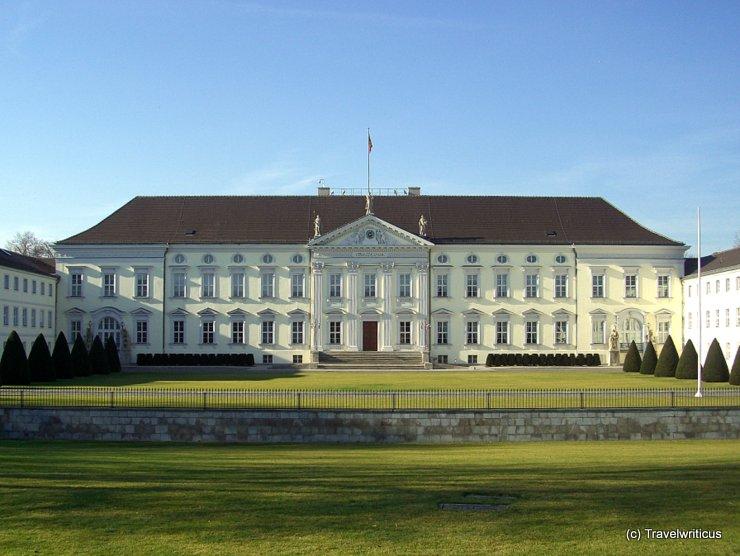 Schloss Bellevue in Berlin, Germany