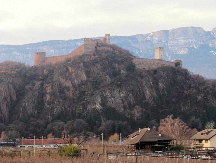 Sigmundskron Castle near Bolzano, Italy