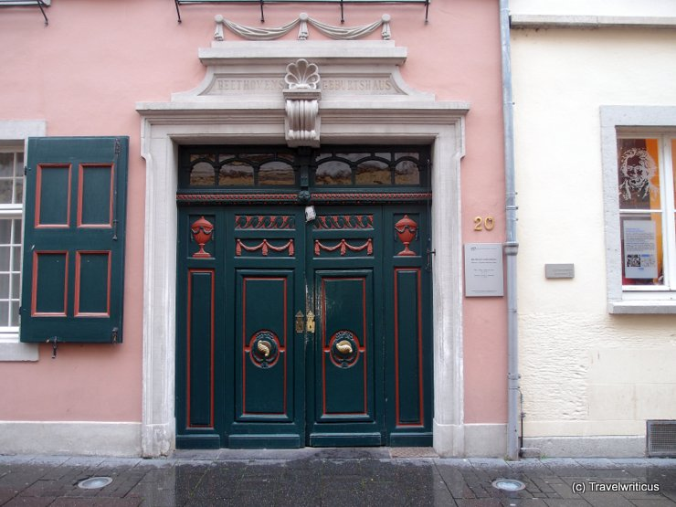 Beethoven-Haus in Bonn, Germany