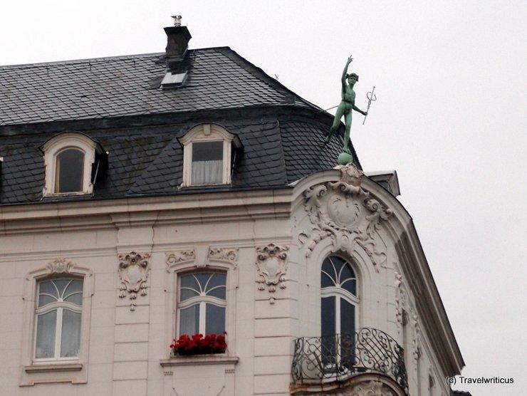 Sculpture of Hermes in Bonn, Germany