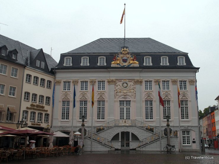 Town hall of Bonn, Germany