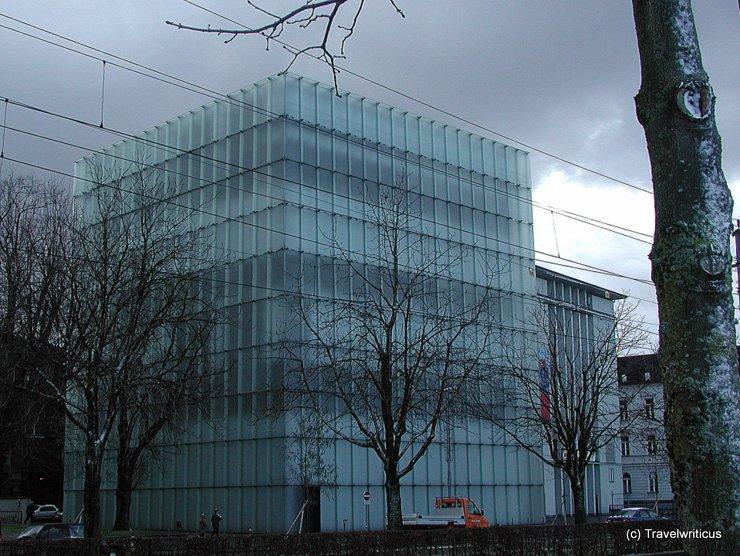 Kunsthaus Bregenz (KUB) in Bregenz, Austria