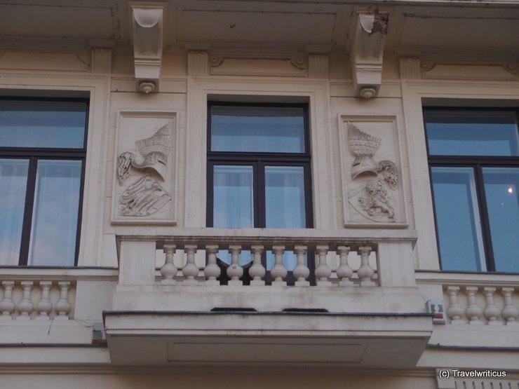 Storefront 5 in Brno, Czech Republic