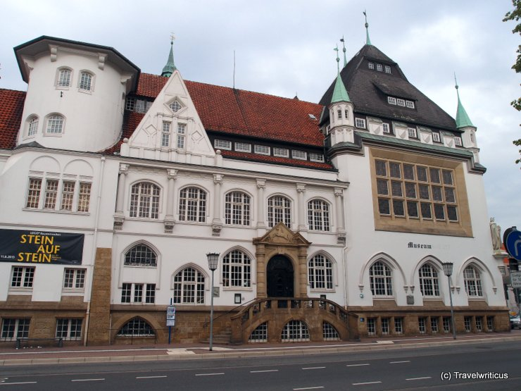 Bomann-Museum in Celle, Germany