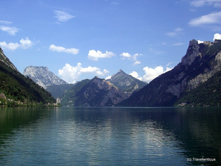 View of Traunsee, Austria