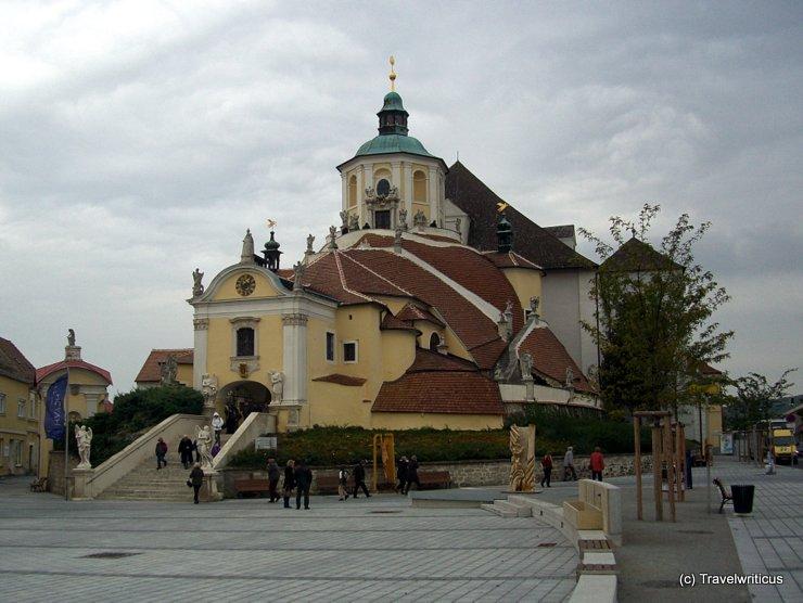Bergkirche in Eisenstadt, Austria