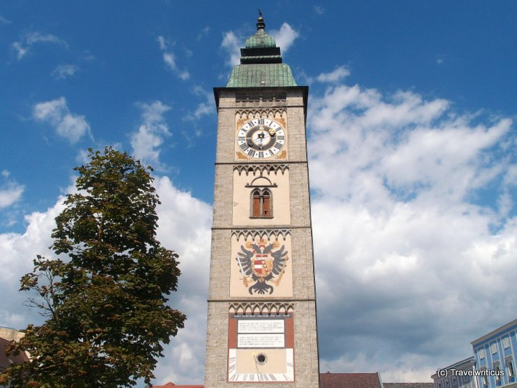 City tower of Enns, Austria