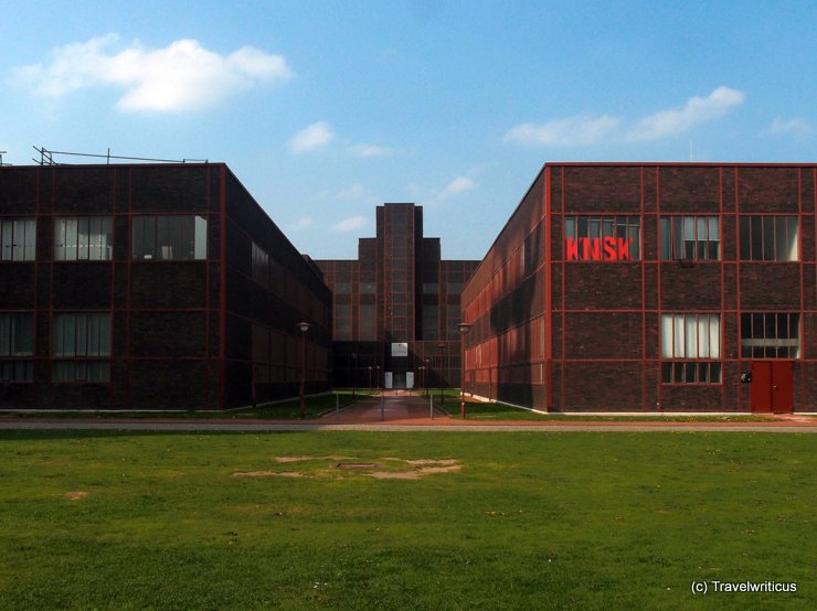 Bauhaus Building at Zeche Zollverein, Germany