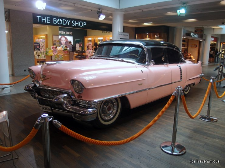 Cadillac Sedan 1956 in Frankfurt on Main, Germany