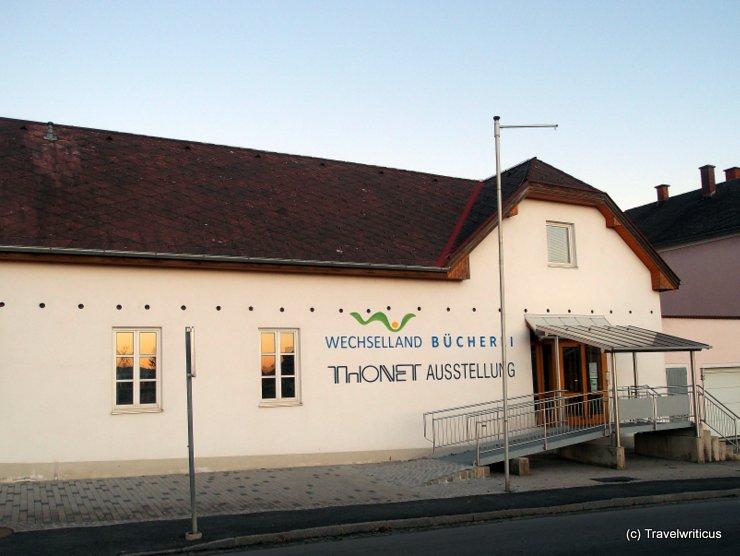 Thonet Museum in Friedberg, Austria