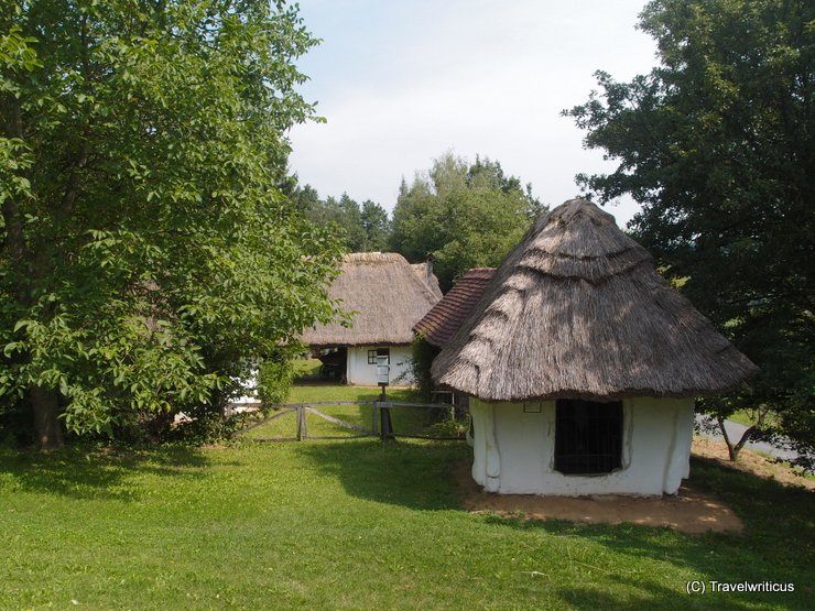 Open air museum in Gerersdorf, Austria