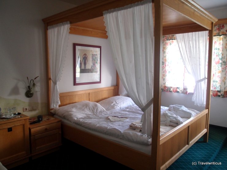 Four-poster bed in Göstling, Austria