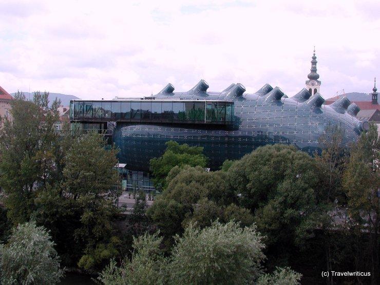 Kunsthaus in Graz, Austria