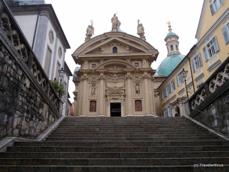 Mausoleum of Ferdinand II in Graz, Austria