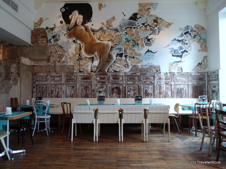 Restaurant 'Speisesaal' in Graz, Austria