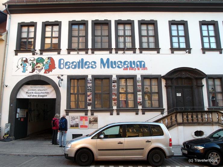 Beatles Museum in Halle (Saale), Germany