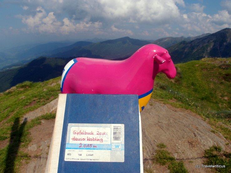 Summit of Hauser Kaibling, Austria