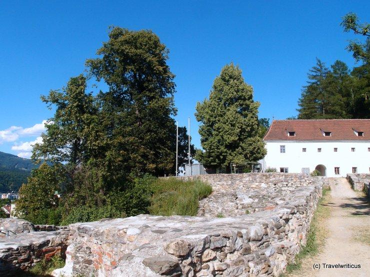 Maßenburg in Leoben, Austria