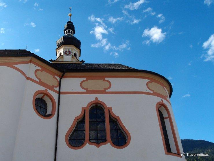 Pfarrkirche Hl. Katharina in Lermoos, Austria