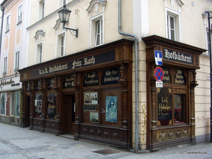 K.u.k. Hofbäckerei Fritz Rath in Linz, Austria