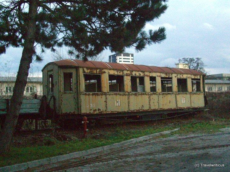 Museum of Slovenian Railways in Ljubljana, Slovenia