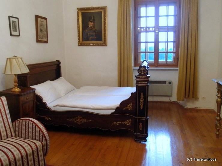 Room Elisabeth at Lockenhaus Castle, Austria