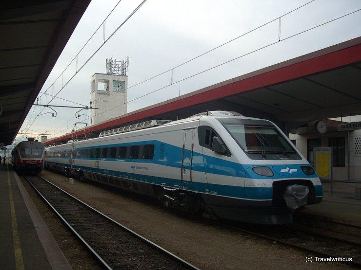 Tilting Train SŽ series 310