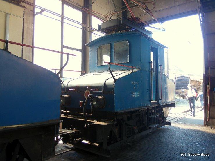 Locomotive E2 in Mixnitz, Austria