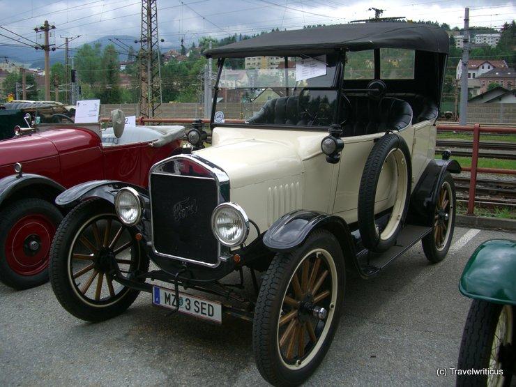 Ford T 1925 in Mürzzuschlag, Austria