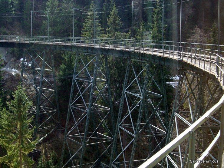 Kreith Viaduct in Mutters, Austria