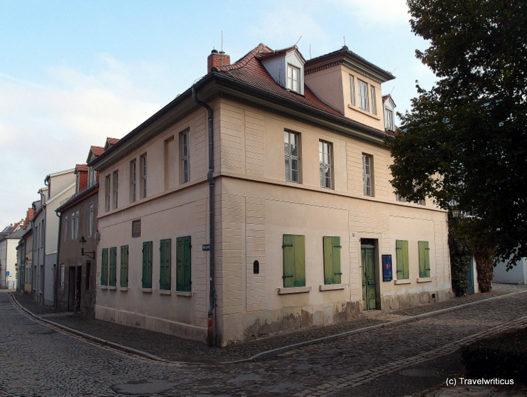 Nietzsche-Haus in Naumburg (Saale), Germany