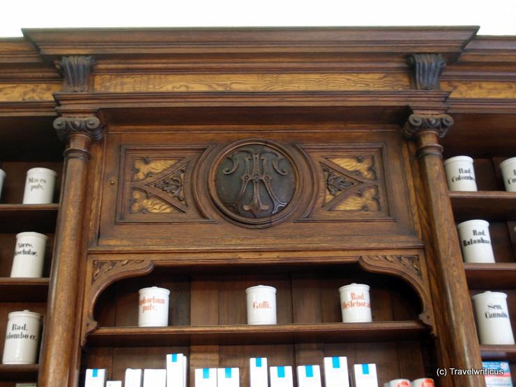 Pharmacy Museum in Naumburg (Saale), Germany