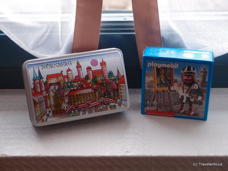 Presents from Nuremberg, Germany