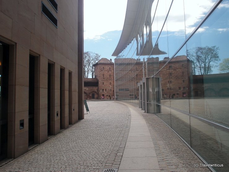 Neues Museum in Nuremberg, Germany