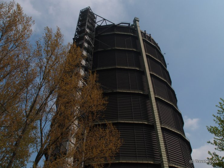 Gasometer in Oberhausen, Germany