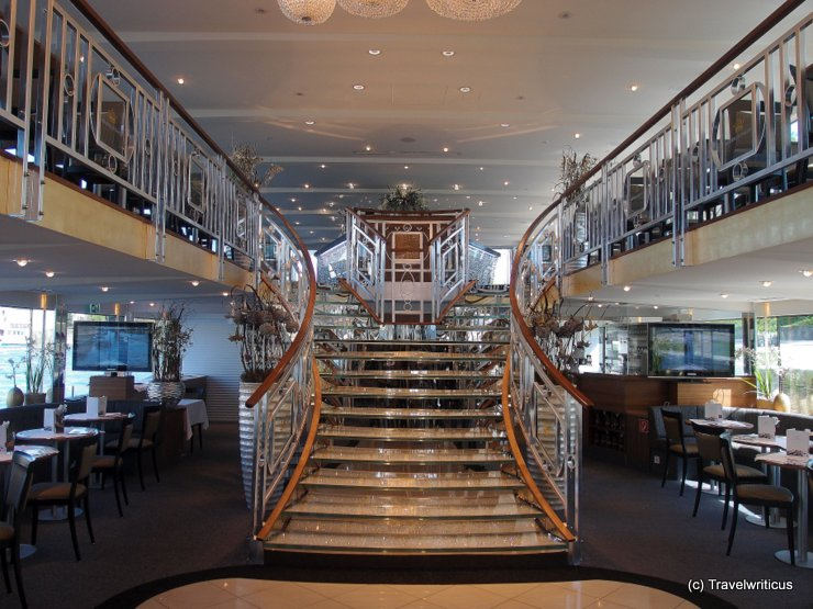 River cruise ship Kristallkönigin
