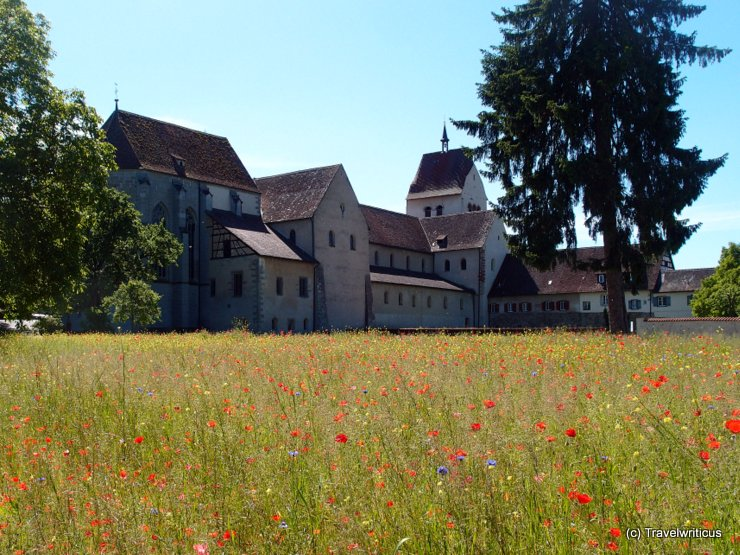 Abbey of Reichenau at Reichenau Island, Germany