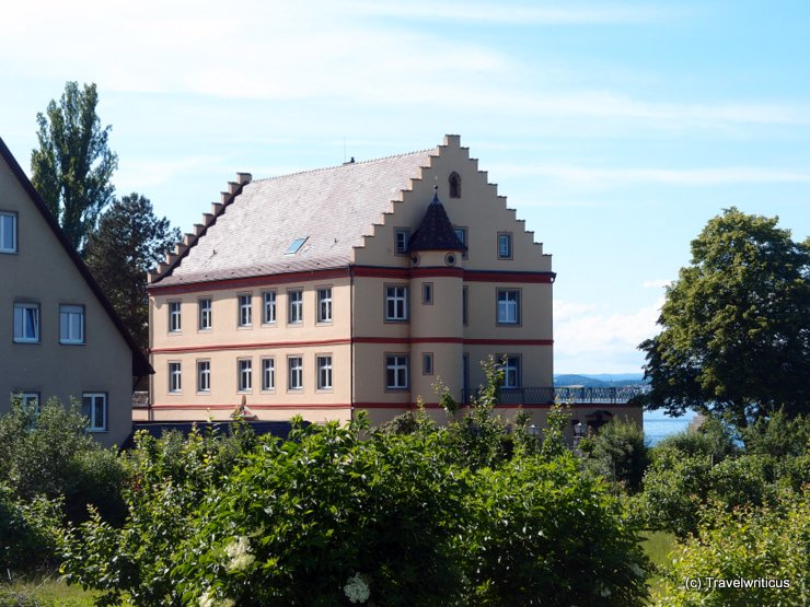 Windegg Mansion in Reichenau, Germany