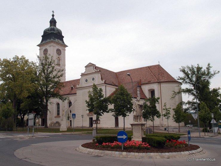 Parish church St Peter of Retz, Austria