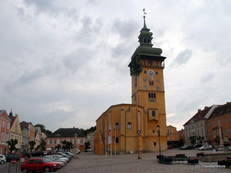 Town hall of Retz, Austria